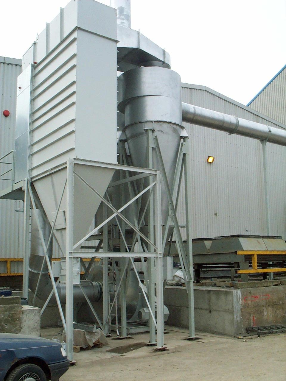 Arc Europe Ltd >> Steel Industry | Luhrfilter Ltd